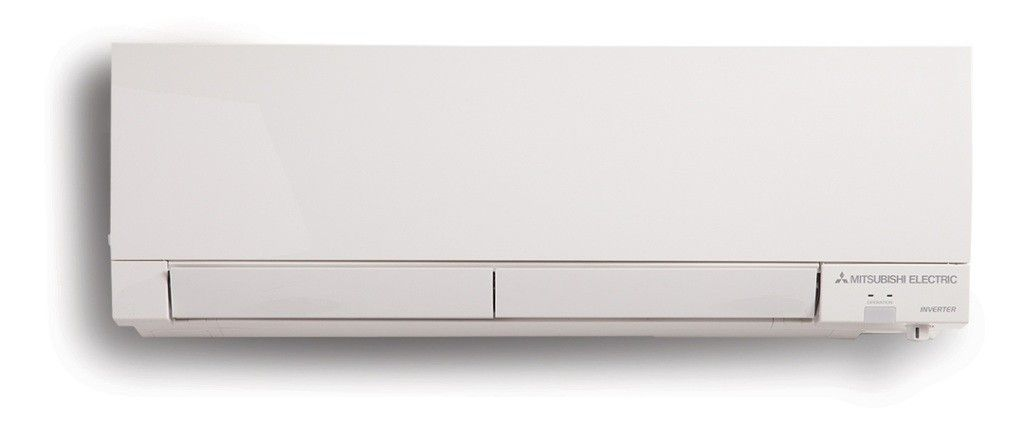 12K BTU MItsubishi MSZFH Hyper Heat Indoor Unit