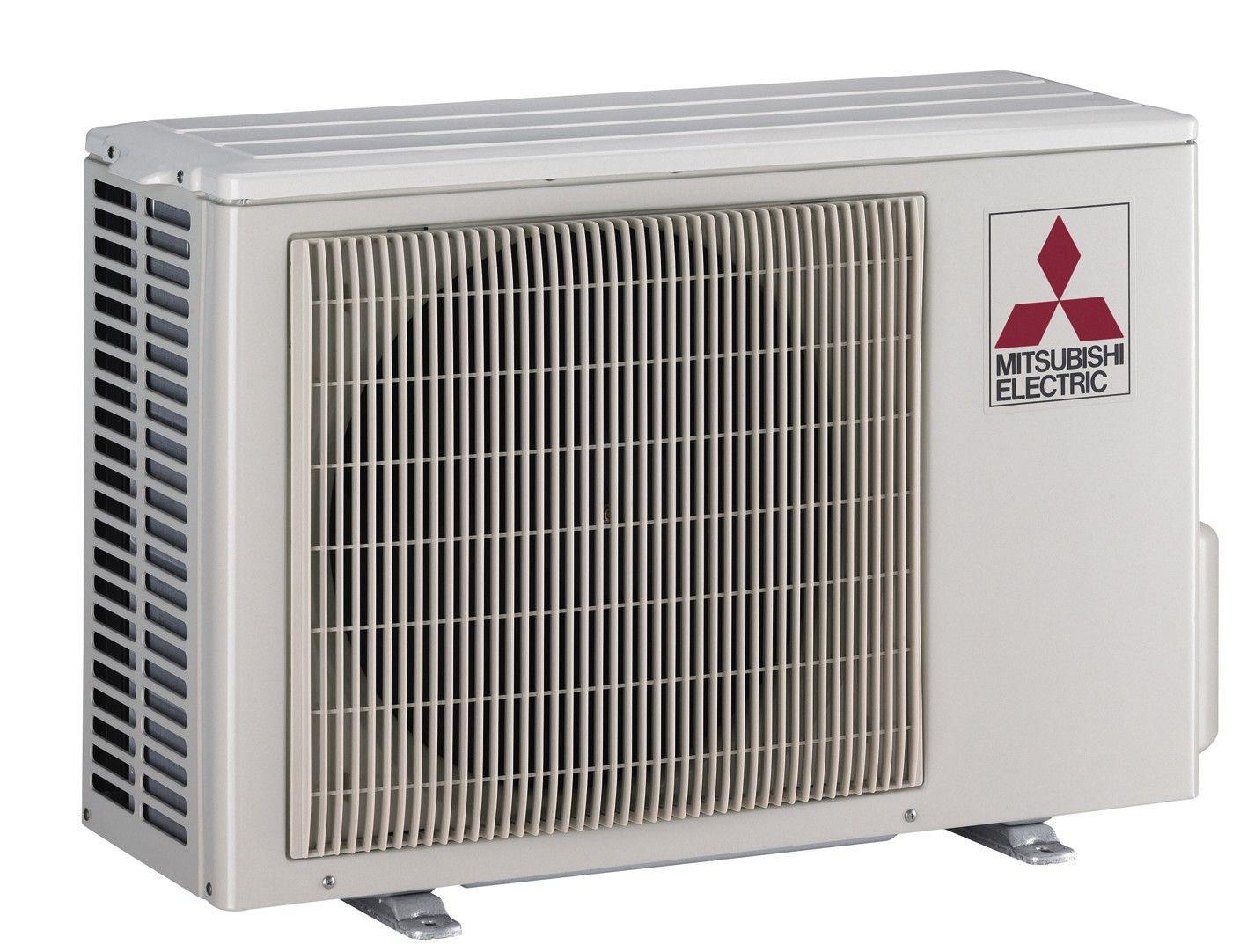 9K BTU 24.6 SEER Mitsubishi MUYGL Air Conditioner Outdoor Unit