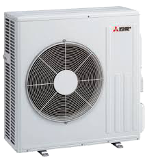 18K BTU 20.5 SEER Mitsubishi MUYGL Air Conditioner Outdoor Unit