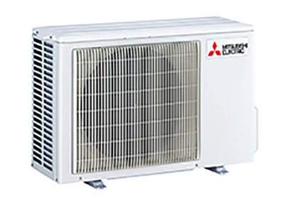15K BTU 21.6 SEER MItsubishi MUZGL Heat Pump Outdoor Unit