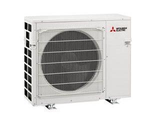 Mitsubishi 24K BTU 3 Zone Heat Pump Condenser - MXZ-3C24NA