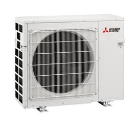 Mitsubishi 42K BTU 5 Zone Heat Pump Condenser - MXZ-5C42NA