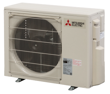 12K BTU Mitsubishi PUYA Outdoor Unit