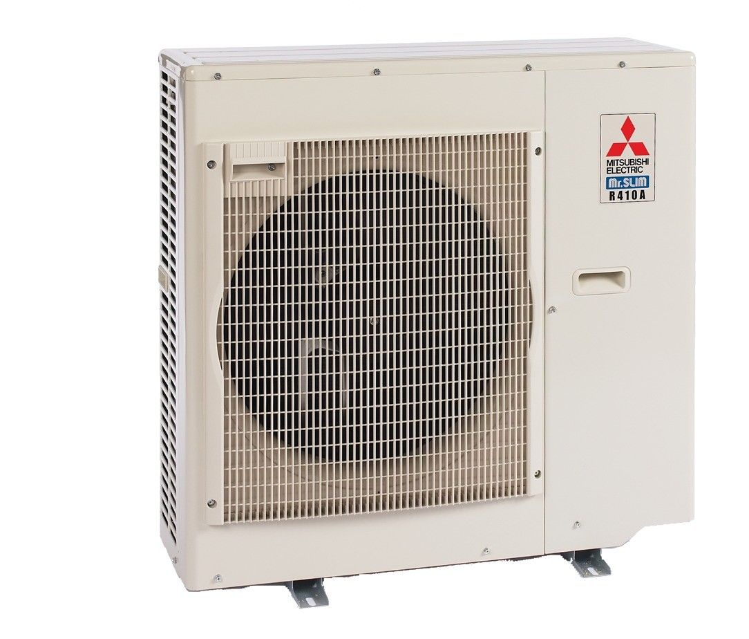 30K BTU Mitsubishi PUYA Outdoor Unit