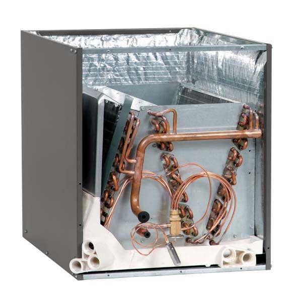 3.5 - 4.0 Ton Rheem 18 SEER RCFN Cased Coils For Gas And Oil Furnace 42K - 48K BTU 24.5in