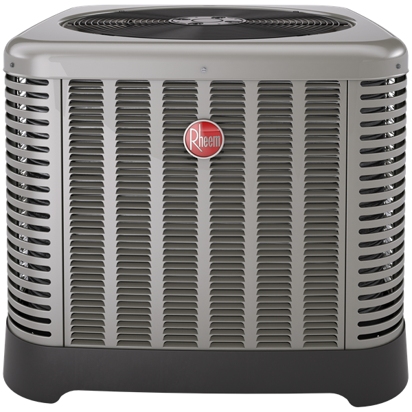 3.5 Ton Rheem 14 SEER RP14 Classic® Series Heat Pump Condenser
