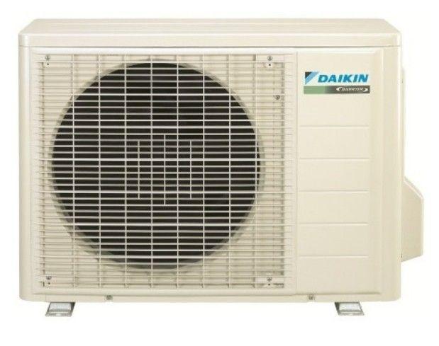 DAIKIN 9 K BTU Floor Mount Heat Pump Condenser