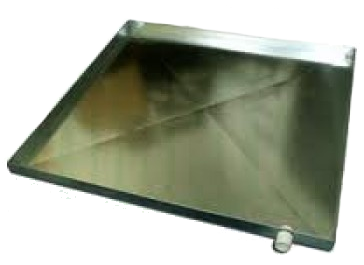 Secondary Drain Pan 30x66x2