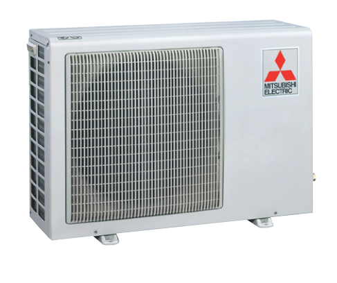 12K BTU Mitsubishi SUZKA  Heat Pump Outdoor Unit