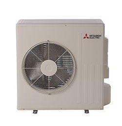 Mitsubishi 18K BTU Heat Pump Condensing Unit