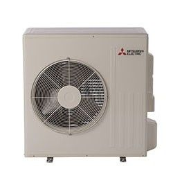 Mitsubishi 36K BTU Heat Pump Condensing Unit