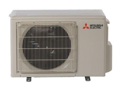 Mitsubishi 9K BTU Heat Pump Condensing Unit