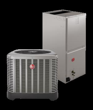Rheem 15 SEER 3.5 Ton Electric Heat System