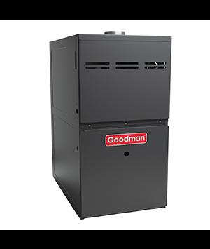 Goodman GMES 60K BTU 80% Natural Gas Furnace Single Stage Upflow/Horizontal - GMES800603BN