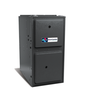 Direct Comfort 80K BTU 96% Natural Gas Furnace Single Stage Upflow/Horizontal California Ultra Low Nox