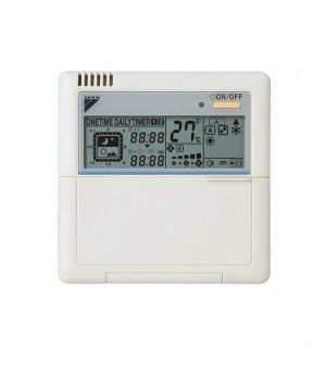 DAIKIN Wired Controller for Wall Mount and Slim Duct Units