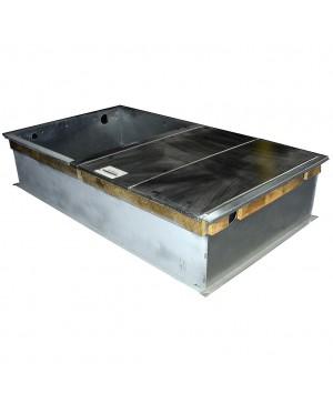 """Roof Curb 14"""" - McDaniel Metals - 70"""" wide"""