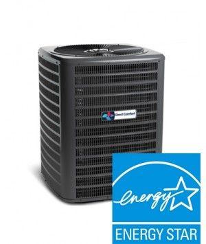 5 Ton AC Unit - Direct Comfort 14 SEER Heat Pump Condenser - DC-GSZ140601K