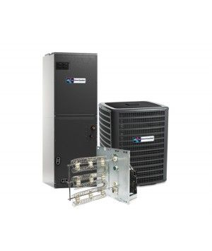 Direct Comfort 2.0 Ton 16 SEER Heat Pump System STAR ENERGY