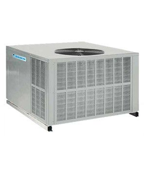 DAIKIN 4 Ton 14 SEER 11 EER Commercial Package Air Conditioner Three-Phase 208 V, R410A Multiposition