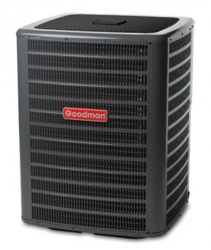 3.5 Ton Goodman 14 SEER GSX Straight Cool Condenser