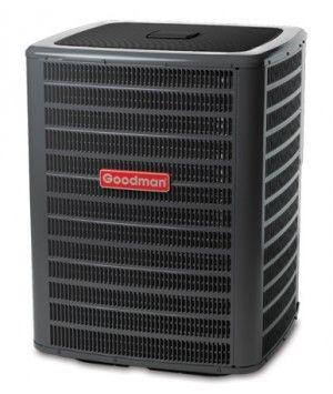 2.5 Ton Goodman 14 SEER GSX Straight Cool Condenser