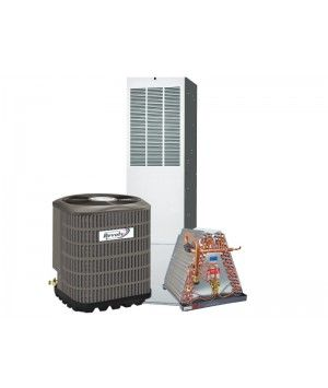 Revolv 2.0 Ton 14 SEER Heat Pump System for Mobile Home Downflow