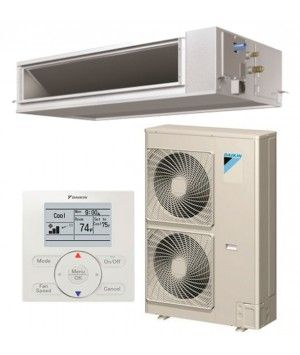 DAIKIN SkyAir 36K BTU 17.5 SEER Cooling Only Horizontal Ducted System - Commercial
