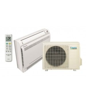 DAIKIN 9K BTU 20 SEER Floor Mount Heat Pump System