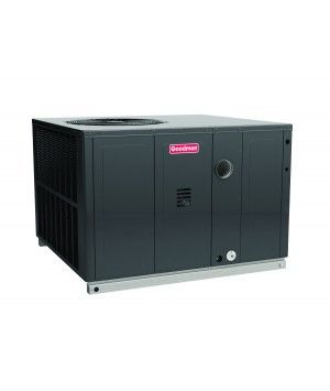 Goodman 3.0 Ton 14 SEER 80K BTU Packge Unit with Gas Heat - GPG1436080M41A
