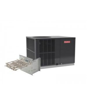 GPC14M Air Conditioning Self Packaged Unit with HKP Heat Kit