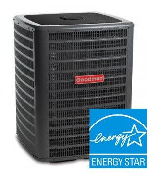Goodman 16 SEER 3.0 Ton Two Stage Straight Cool Condenser