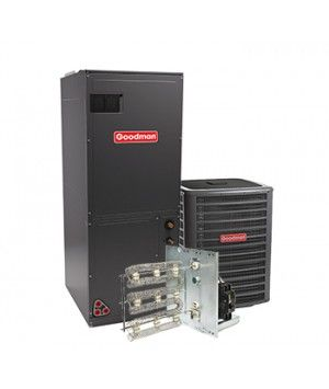 Goodman 2.0 Ton 18 SEER Electric Heat System Two Stage