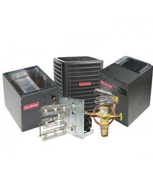 Goodman 3 Ton 18 SEER Air Conditioner Variable Speed Split Upflow