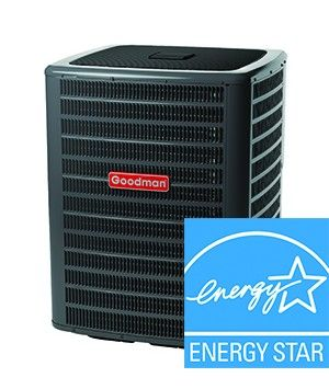 Goodman 5.0 Ton 18 SEER Straight Cool Two Stage Condenser Energy Star