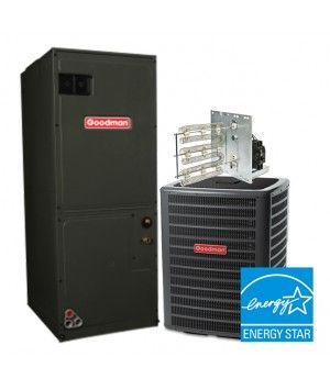 Goodman 2.0 Ton 16 SEER Heat Pump System STAR ENERGY