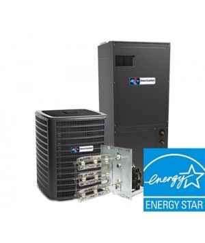 Direct Comfort 2.0 Ton 18 SEER Heat Pump System Two Stage