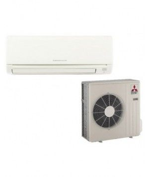 Mitsubishi Mr Slim 36,000 BTU Heat Pump Ductless Mini Spit (14.5 SEER)