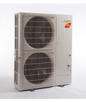 36K BTU Ton Mitsubishi MXZ Hyper Heat 4 Zone Condenser