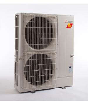 48K BTU Ton Mitsubishi MXZ Hyper Heat 8 Zone Condenser