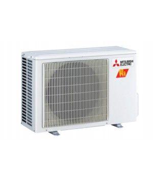 Mitsubishi 12K BTU Hyper Heat Condenser for  Floor Mount (single zone only)