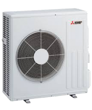 18K BTU 20.5 SEER Mitsubishi MUZGL Heat Pump Outdoor Unit