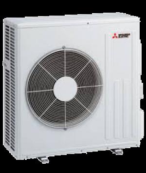 18K BTU 20.5 SEER Mitsubishi MUYGL Air Conditioner Outdoor Unit