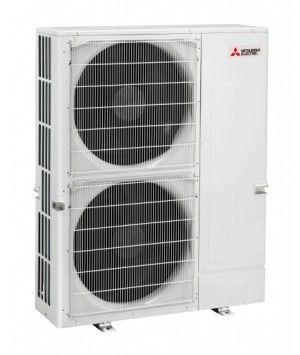 Mitsubishi 60K BTU 8 Zone Heat Pump Condenser