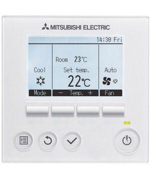 Mitsubishi Deluxe MA Wired Remote Controller