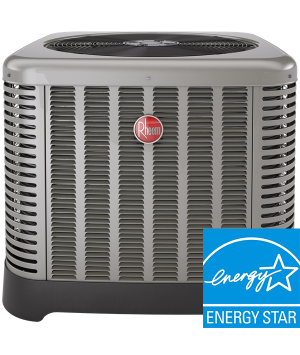 5 Ton AC Unit - Rheem 14 SEER Cooling Only Condenser - RA1460AJ1NA