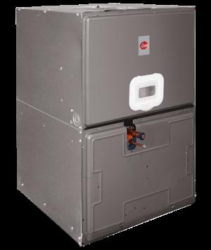 """Rheem 5.0 Ton High Efficiency 35"""" Air Handler with 10 KW Built-in"""
