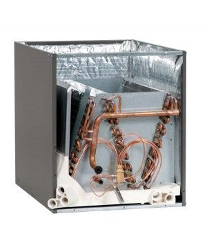 1.5 - 2.0 Ton Rheem 18 SEER RCFN Cased Coils For Gas And Oil Furnace 24K BTU 17.5in