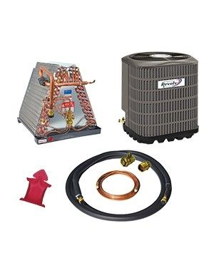 Revolv 3.5 Ton Cooling Only System Add On To Existing Furnace