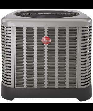 5 Ton AC Unit - Rheem 14 SEER Heat Pump Condenser - RP1460AJ1NA
